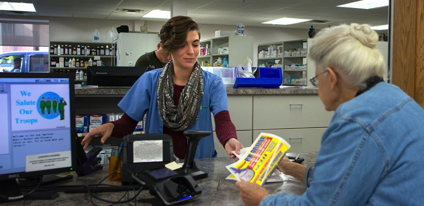 Pharmacy & Prescriptions   Mako's Market and Pharmacy