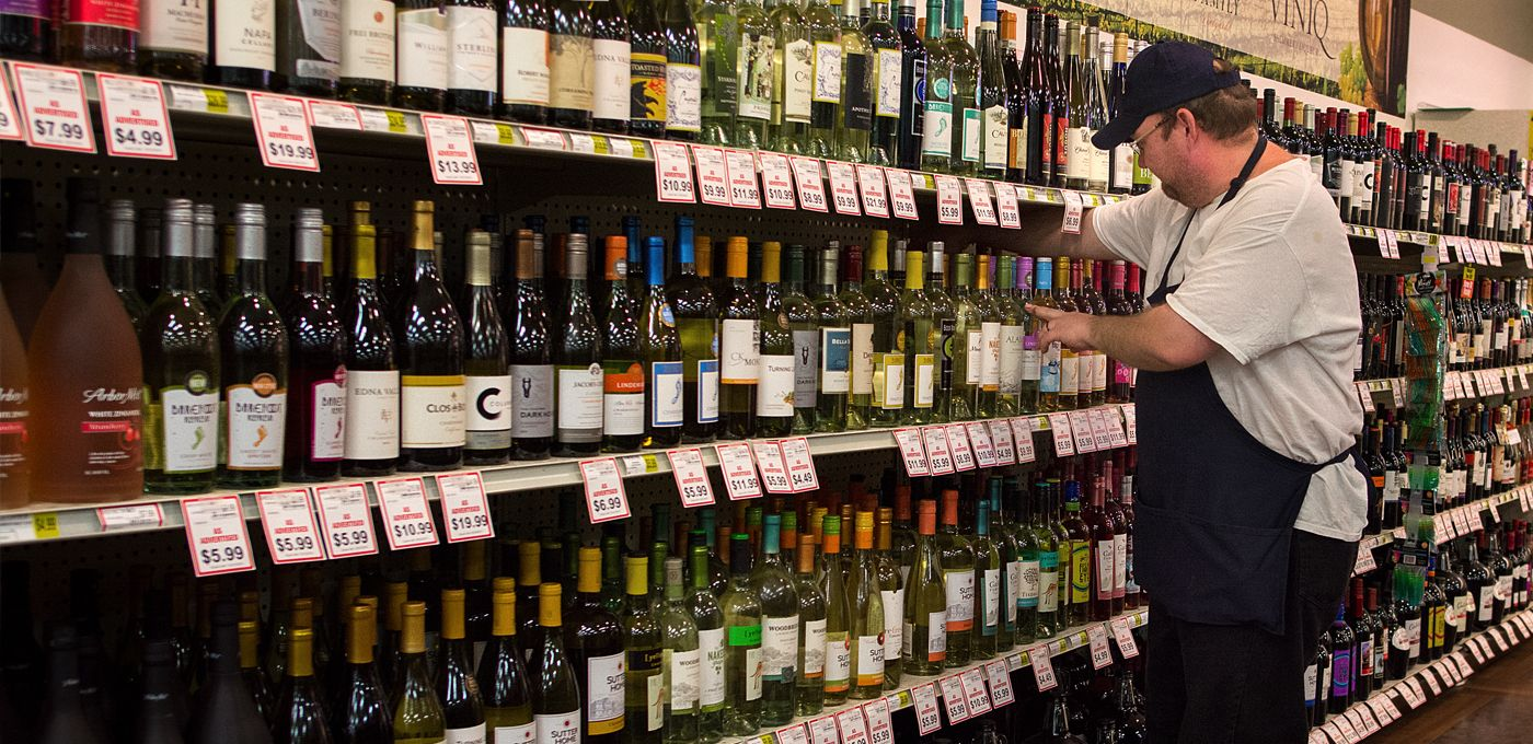 Beer & Wine | Mako's Market and Pharmacy
